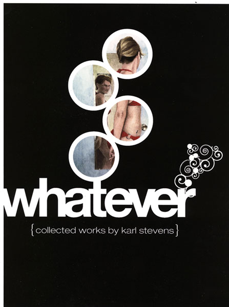 Image: Whatever SC  - Alternative Comics