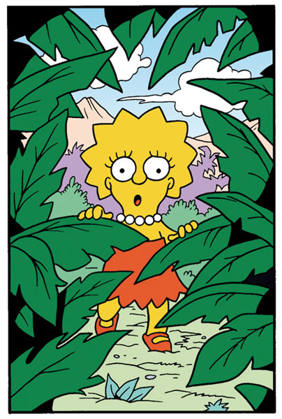 Image: Simpsons Comics #138 - Bongo Comics