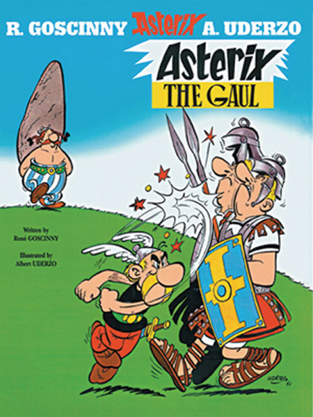 Image: Asterix Omnibus Books 1, 2 & 3 SC  - Sterling Publishing