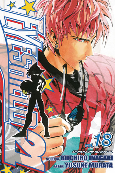 Image: Eyeshield 21 Vol. 18 SC  - Viz Media LLC