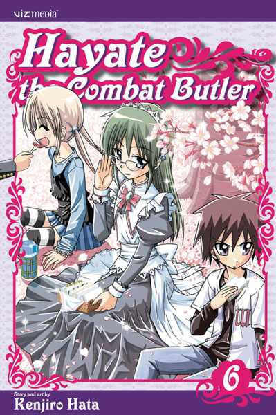 Image: Hayate the Combat Butler Vol. 06 SC  - Viz Media LLC