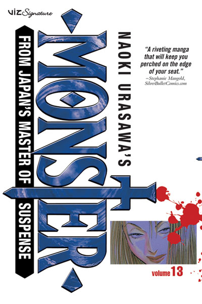 Image: Naoki Urasawa's Monster Vol. 13 SC  - Viz Media LLC