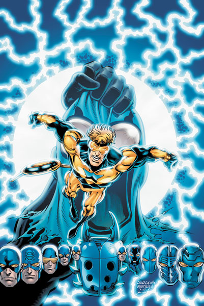 Image: Booster Gold #0 - DC Comics