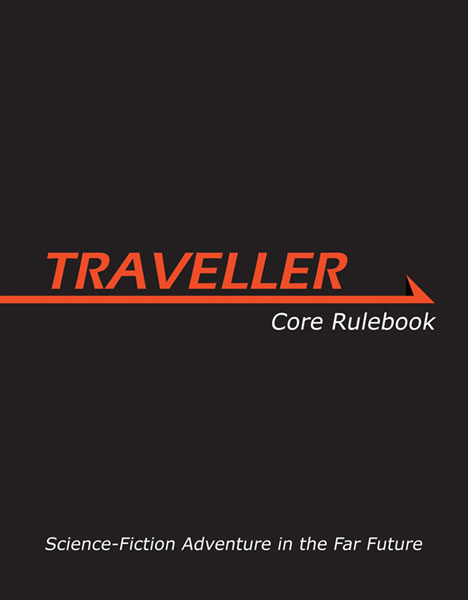 Image: Traveller RPG  -