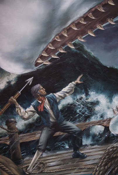 Image: Marvel Illustrated: Moby Dick #1 - Marvel Comics