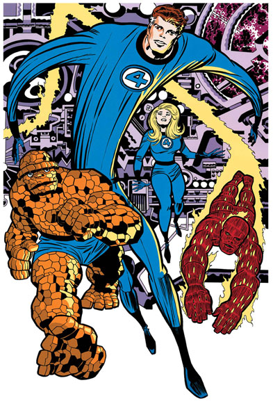 Image: Fantastic Four Lost Adventure  - Marvel Comics