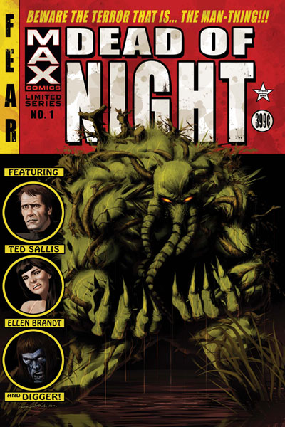 Image: Dead of Night Featuring Man-Thing #1 - Marvel Comics