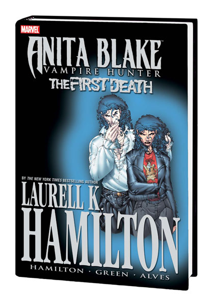 Image: Laurel K. Hamilton's Anita Blake, Vampire Hunter: The First Death HC  - Marvel Comics