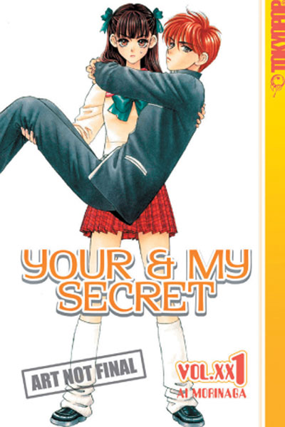 Image: Your and My Secret Vol. 01 SC  - Tokyopop