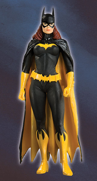 Image: Justice Series 8 Action Figure: Batgirl  -