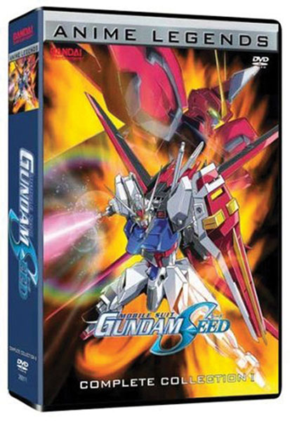 Image: Mobile Suit Gundam Seed Complete Collection - Anime Legends DVD  -