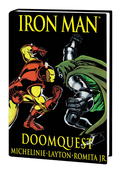 Image: Iron Man: Doomquest HC  - Marvel Comics