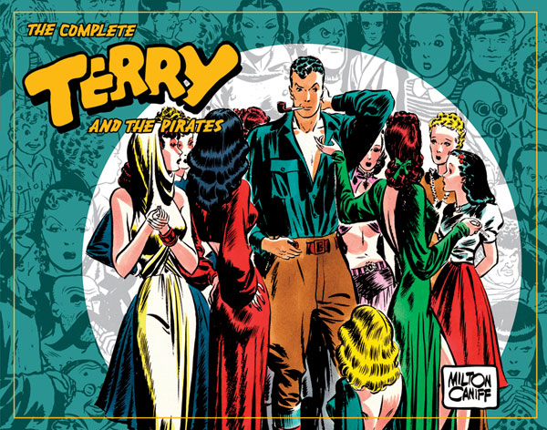 Image: Complete Terry and the Pirates Vol. 03: 1939-1940 HC  - IDW Publishing