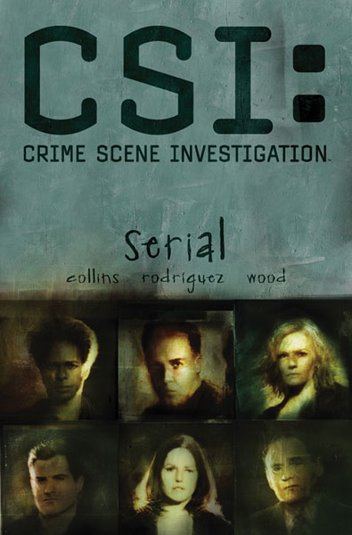 Image: CSI: Serial SC  - IDW Publishing