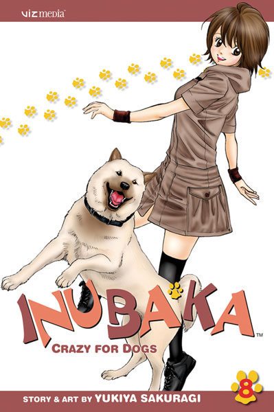 Image: Inubaka: Crazy for Dogs Vol. 08 SC  - Viz Media LLC