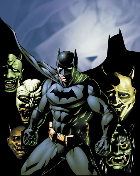 Image: Batman: Death Mask #1 - DC Comics