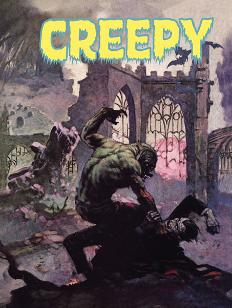 Image: Creepy Archives Vol. 01 HC  - Dark Horse