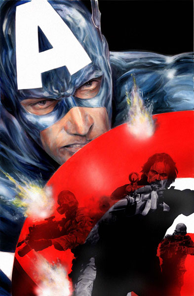 Image: Captain America #37 - Marvel Comics