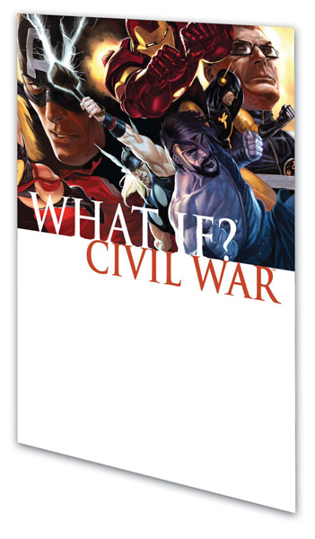 Image: What If?: Civil War SC  - Marvel Comics
