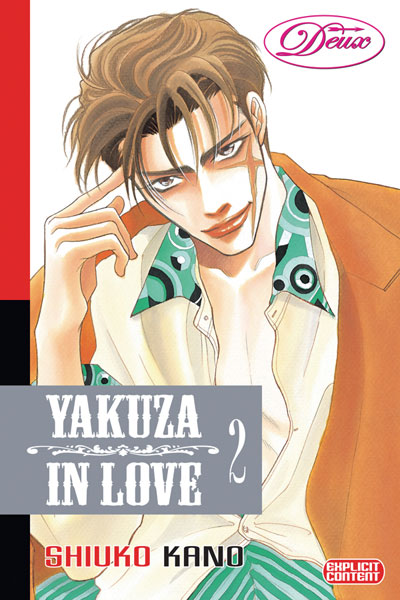 Image: Yakuza in Love Vol. 02 GN #2 - Aurora Publishing Inc