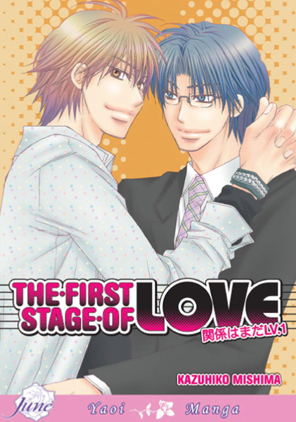Image: First Stage of Love SC  - Digital Manga Distribution