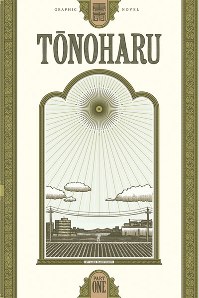 Image: Tonoharu Part One HC  - Top Shelf Productions