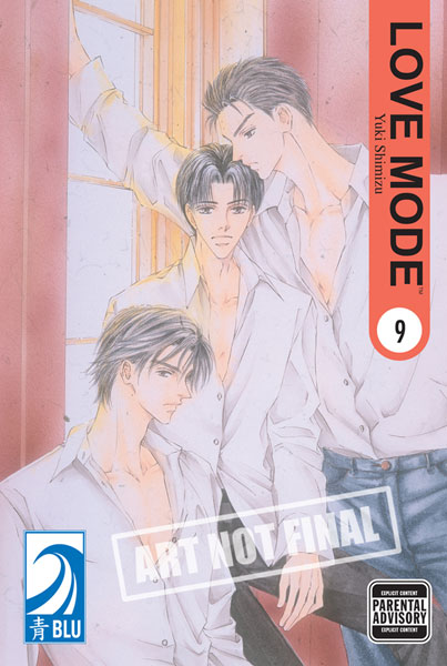 Image: Love Mode Vol. 09 SC  - Tokyopop