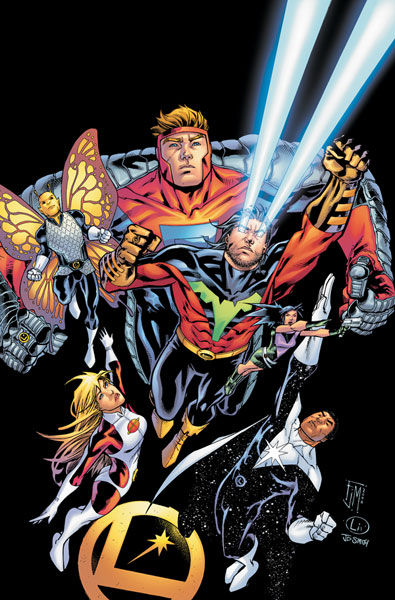 Image: Legion of Super-Heroes #42 - DC Comics