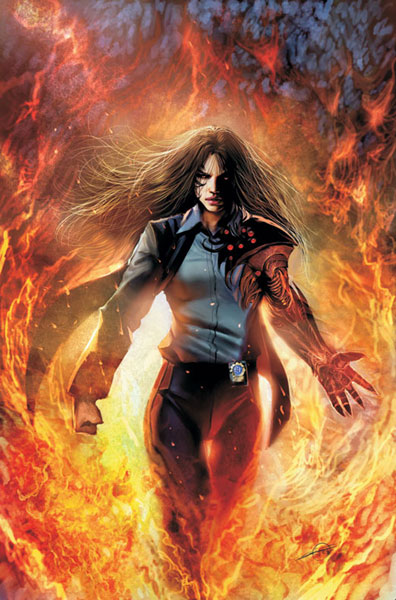 Image: Witchblade #118 (Cover A-Sejic) - Image Comics - Top Cow