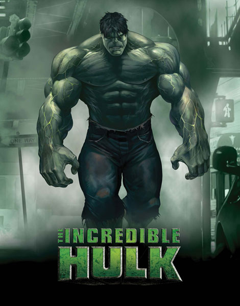Image: Marvel Spotlight: Hulk Movie  - Marvel Comics