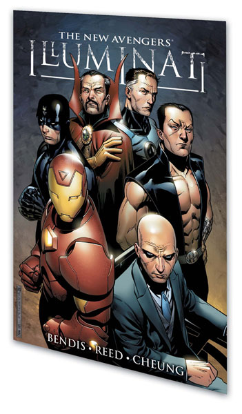 Image: New Avengers: Illuminati SC  - Marvel Comics