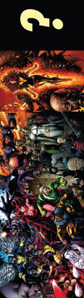 Image: X-Men: Legacy by David Finch Poster  - Marvel Comics