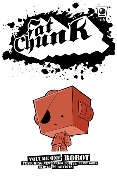 Image: Fat Chunk Vol. 01: Robot SC  - Amaze Ink/Slave Labor Graphics
