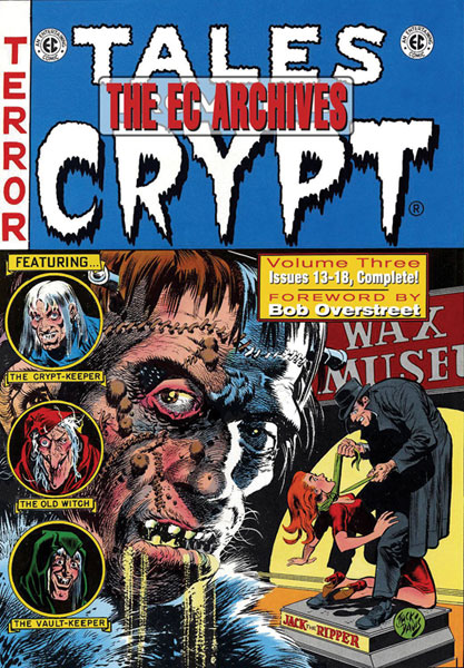 Image: EC Archives: Tales from the Crypt Vol. 03 HC  - Gemstone Publishing