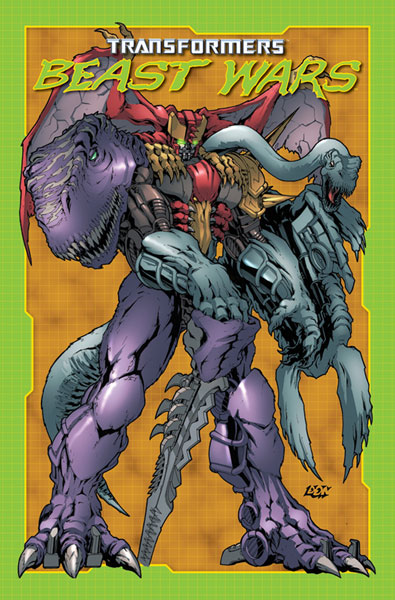 Image: Transformers: Beast Wars Sourcebook SC  - IDW Publishing