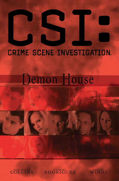 Image: CSI: Demon House SC  (new printing) - IDW Publishing