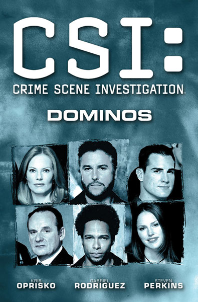 Image: CSI: Dominoes SC  (new printing) - IDW Publishing