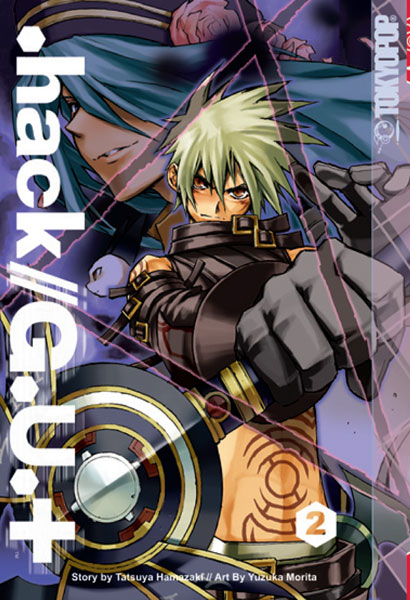 Image: Dot Hack//G.U.+  Vol. 02 SC  - Tokyopop