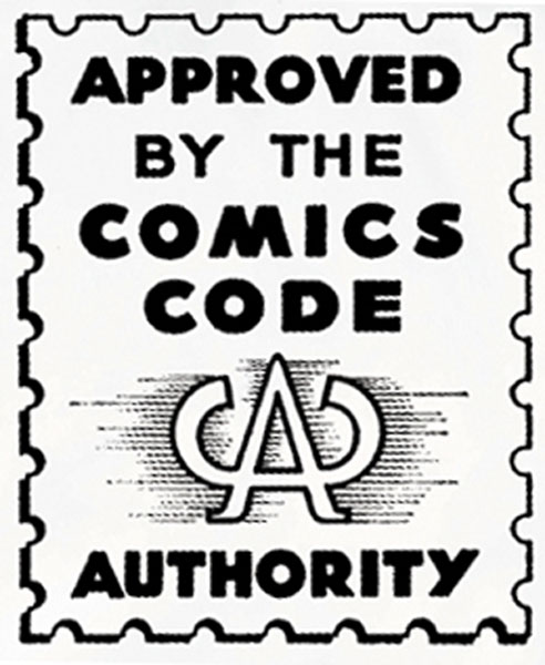 Image: Comic Book Authority T-Shirt  (White-XXL) -