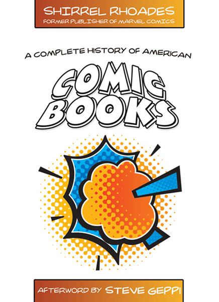 Image: Complete History of American Comic Books SC  -