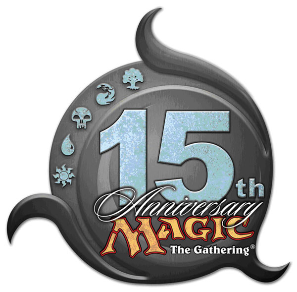 Image: Magic the Gathering: TCG 15th Anniversary Starter Game Dis  - Wizards of the Coast