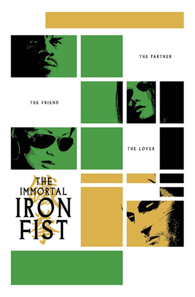 Image: Immortal Iron Fist #16 - Marvel Comics