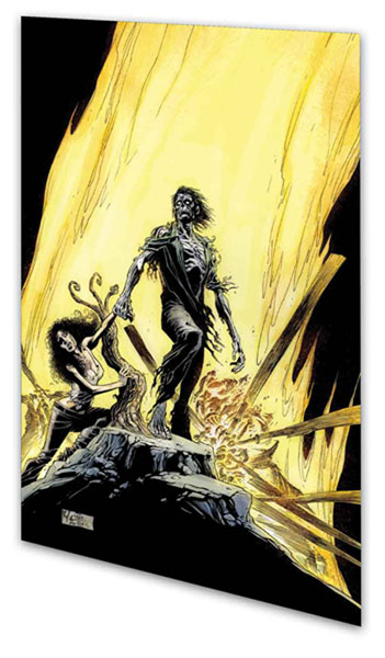 Image: Zombie: Simon Garth SC  - Marvel Comics