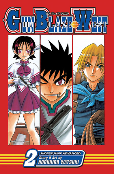 Image: Gun Blaze West Vol. 02 SC  - Viz Media LLC