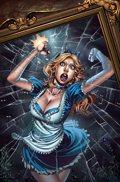 Image: Tales from Wonderland: Alice  - Zenescope Entertainment Inc