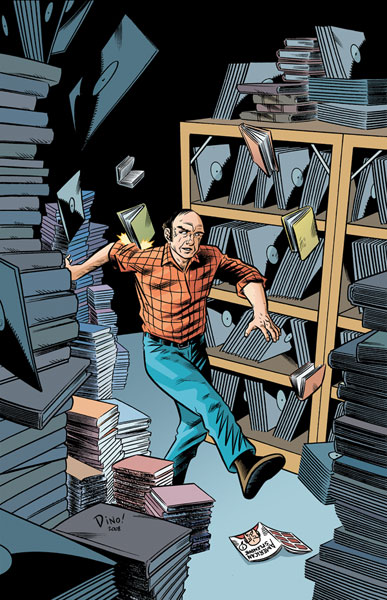 Image: American Splendor Vol. Two #4 - DC Comics