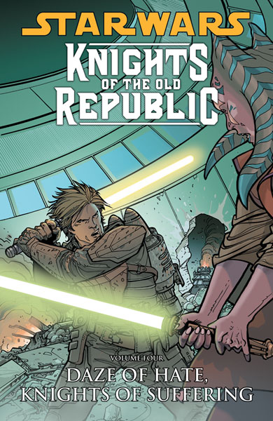 Image: Star Wars: Knights of the Old Republic Vol. 04 SC  - Dark Horse