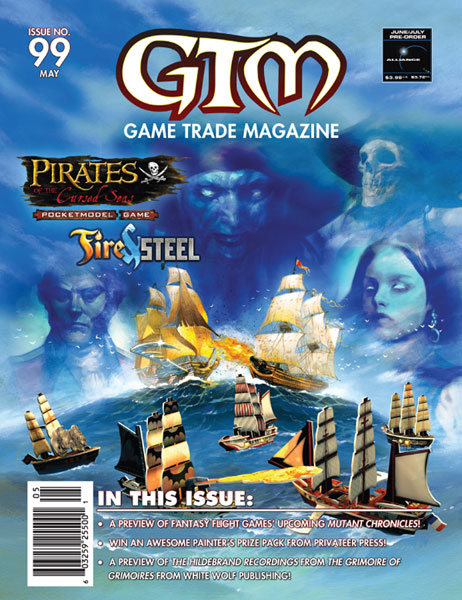 Image: Game Trade Magazine #101 - Diamond Publications