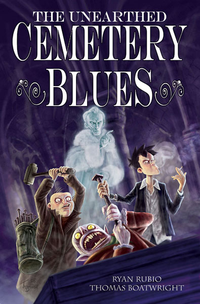 Image: Unearthed: Cemetery Blues Vol. 01 SC  - Image Comics