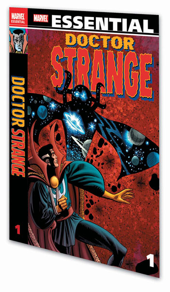 Image: Essential Doctor Strange Vol. 01 SC  - Marvel Comics